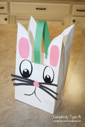 Easter Craft For Kids Completely Type A