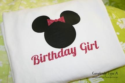 Easy Disney T Shirt