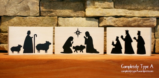 easy nativity