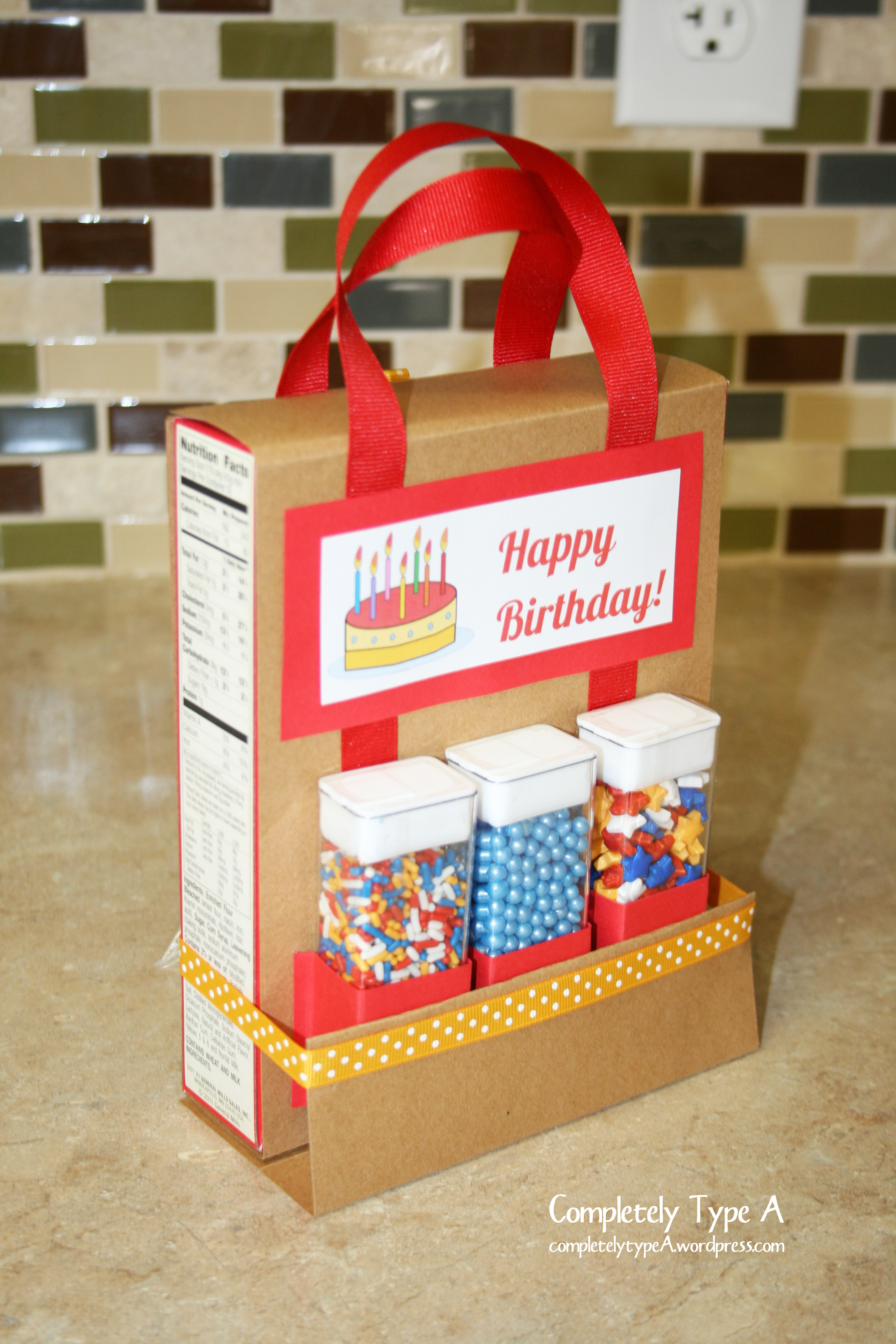 Cake mix gift tutorial completely type a img2358 negle Choice Image