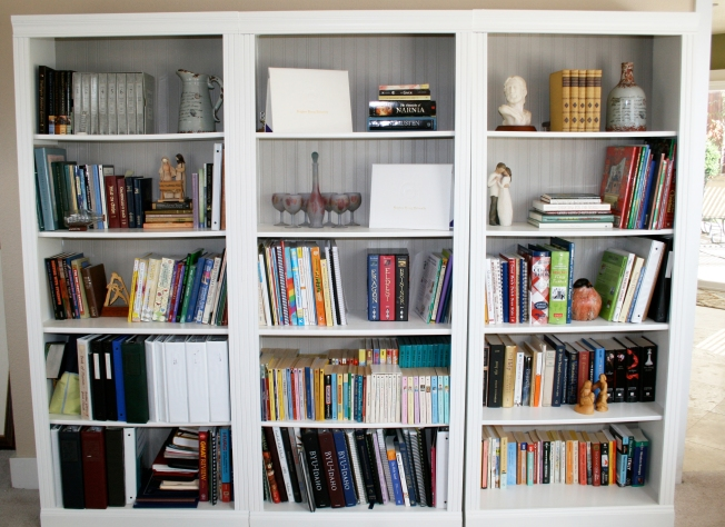 book shelf 6